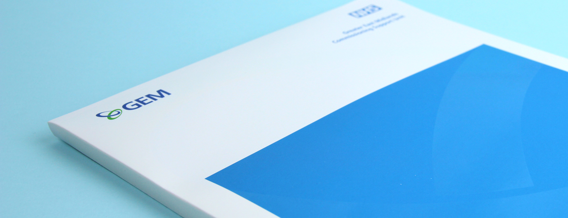 Graphic Design in East Midlands for NHS